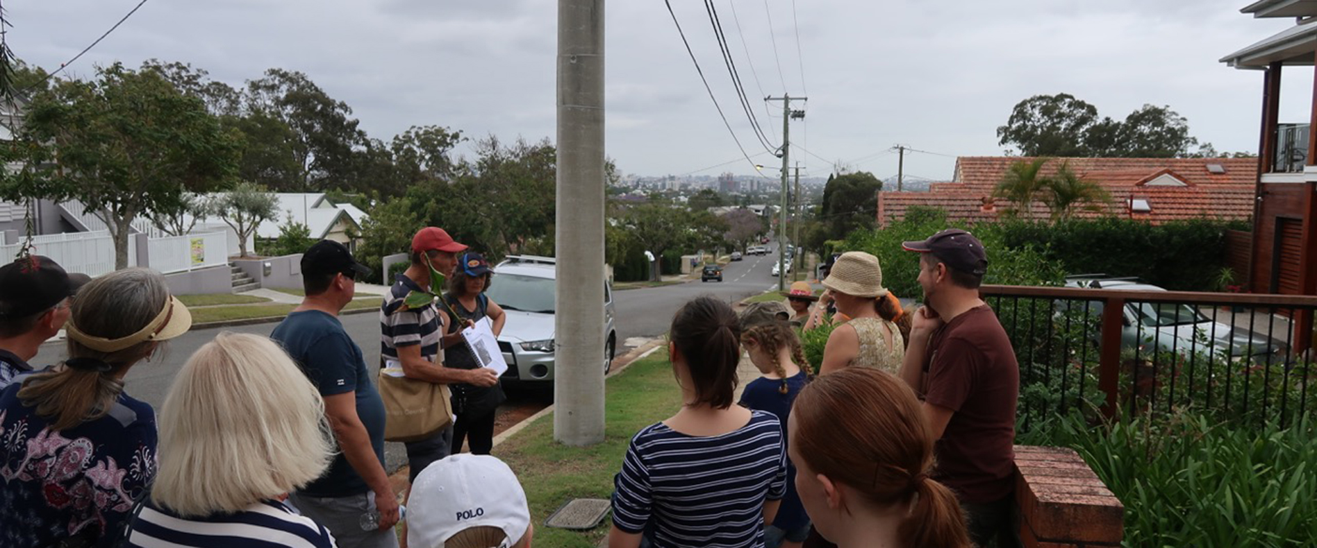 Annerley-Stephens History Group Inc walking tour