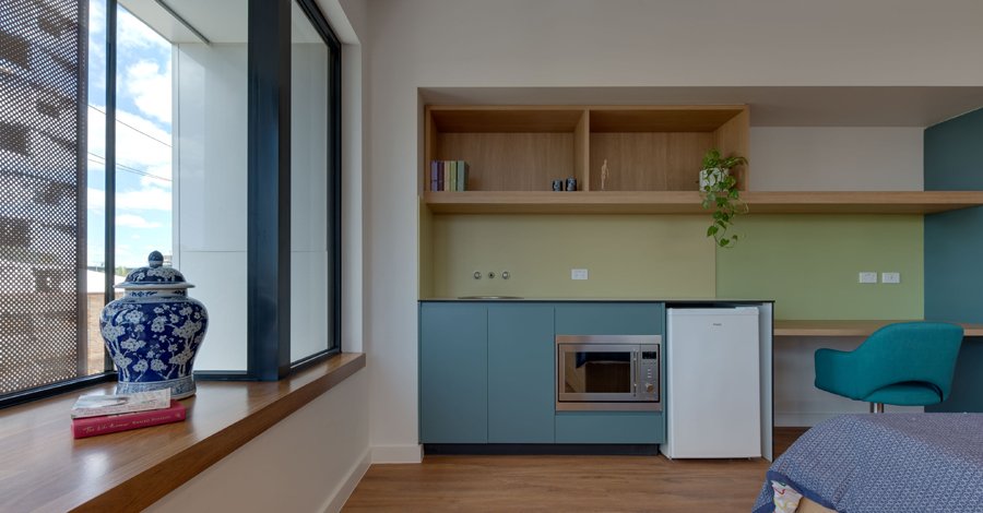 Photograph of Nundah House by KO and Co  Image by Kate Mathieson Photography
