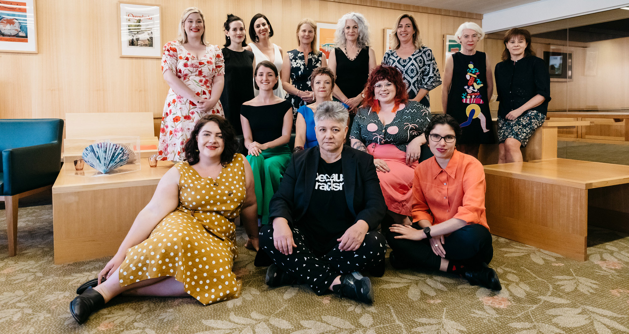 Queensland Literary Award winners 2019