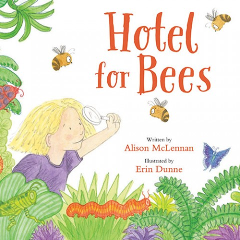 Cover of Hotel for Bees