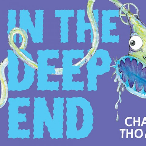 Cover for In the Deep End