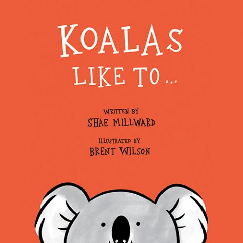 Cover of Koalas Like To