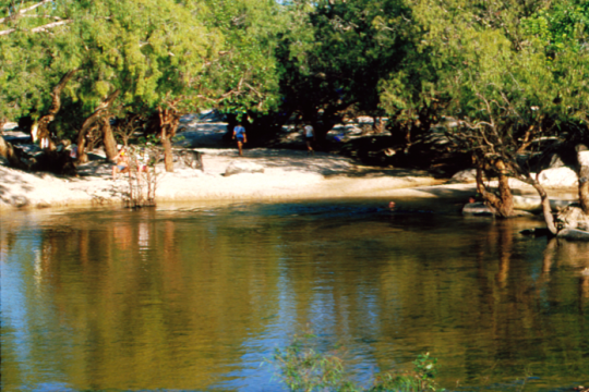 Archer River Cape York Peninsula 1984