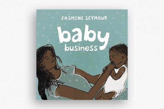 Baby Business by Jasmine Seymour book cover