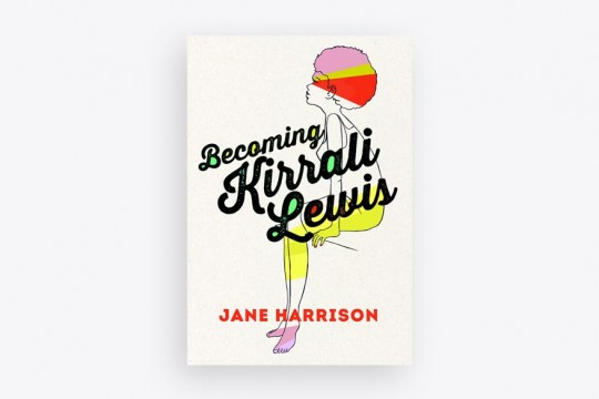 Becoming Kirrali Lewis book front cover