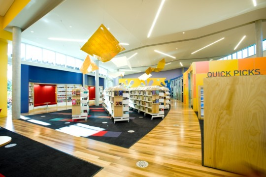 Cooroy Library, Noosa Library Service
