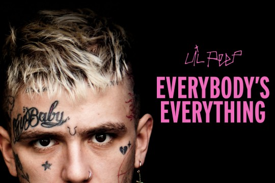 Image from the documentary Lil Peep Everybodys Everything directed by Sebastian Jones and Ramez Silyan