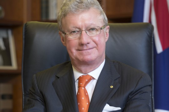 Governor of Queensland  His Excellency the Honourable Paul de Jersey AC