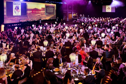 2018 Queensland Business Leaders Hall of Fame Induction Dinner