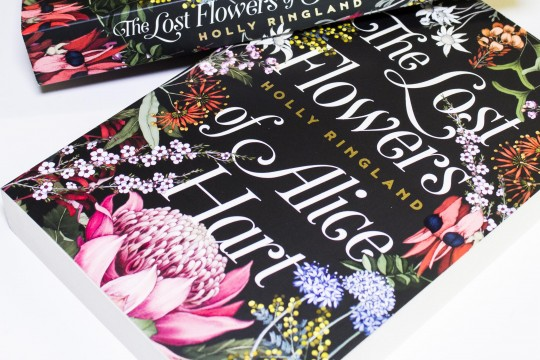 Image of The Lost Flowers of Alice Hart by Holly Ringland