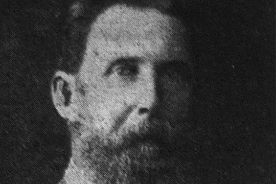 Portrait of John Flood
