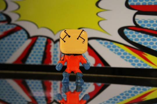 Design a DIY Pop Culture Vinyl Toy with Meshmixer