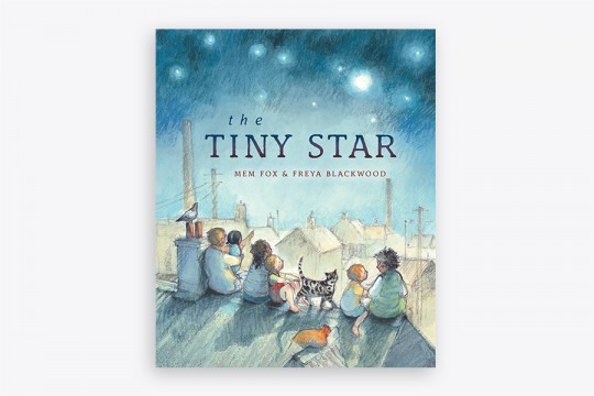 The Tiny Star book cover by Mem Fox