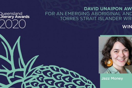 David Unaipon Award for an Emerging Aboriginal andor Torres Strait Islander