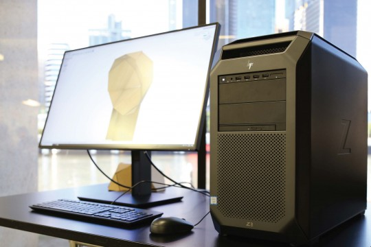 DML HP Z8 EliteDesk Workstation