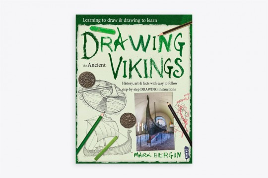 Drawing the Ancient Vikings book