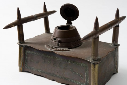 Inkwell trench art