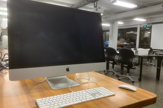 DML iMac Workstation