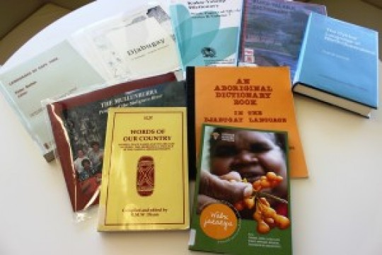 Far North Queensland Language Resources