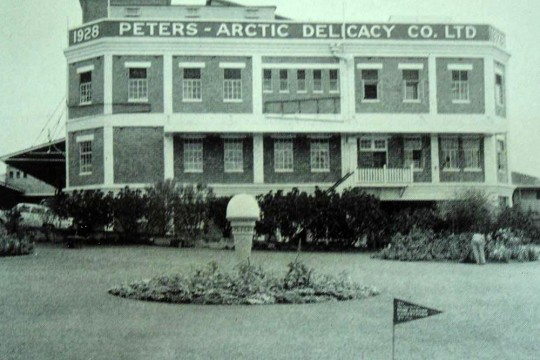 Peters - Arctic Delicacy Co Ltd building