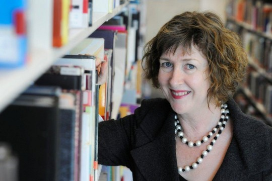 Vicki McDonald AM State Librarian and Chief Executive Officer