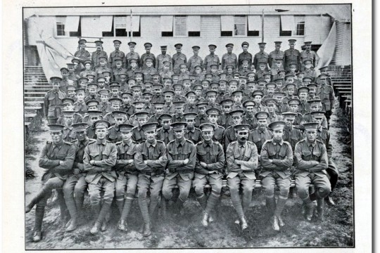 8th Reinforcements 9th Infantry Battalion
