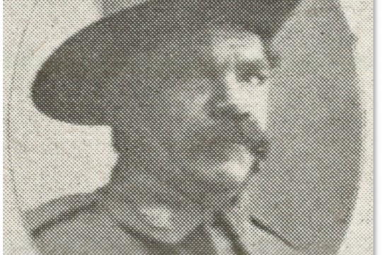 Arthur Riley Light Horse Depot Regiment