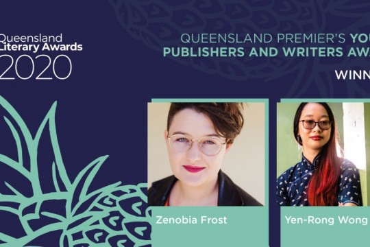 Queensland Premiers Young Publishers and Writers Awards