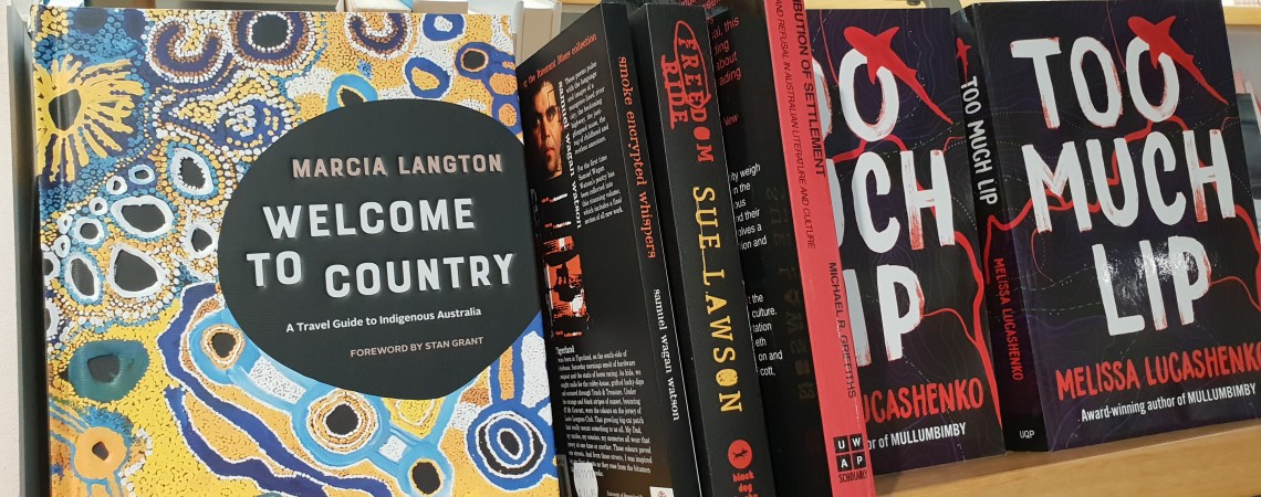 Library Shop Aboriginal and Torres Strait Islander books
