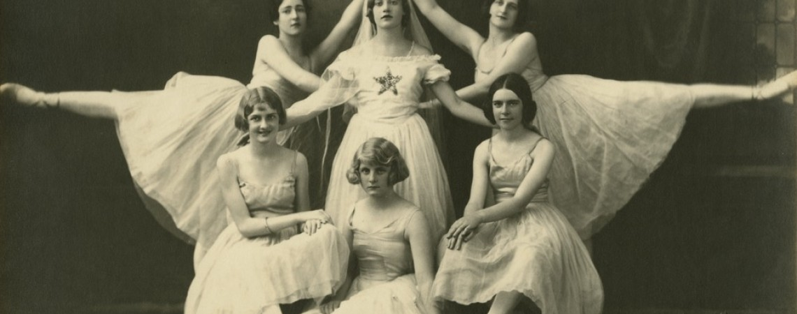 Ballet Dancers - Marjorie Lucas Papers and Photographs 1900-1990