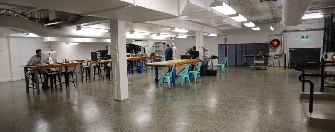 The Fabrication Lab at The Edge at State Library of Queensland