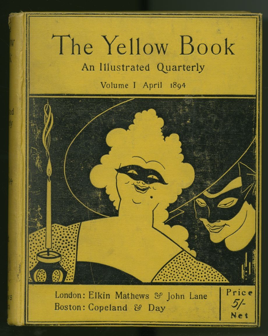 The Yellow Book 1894