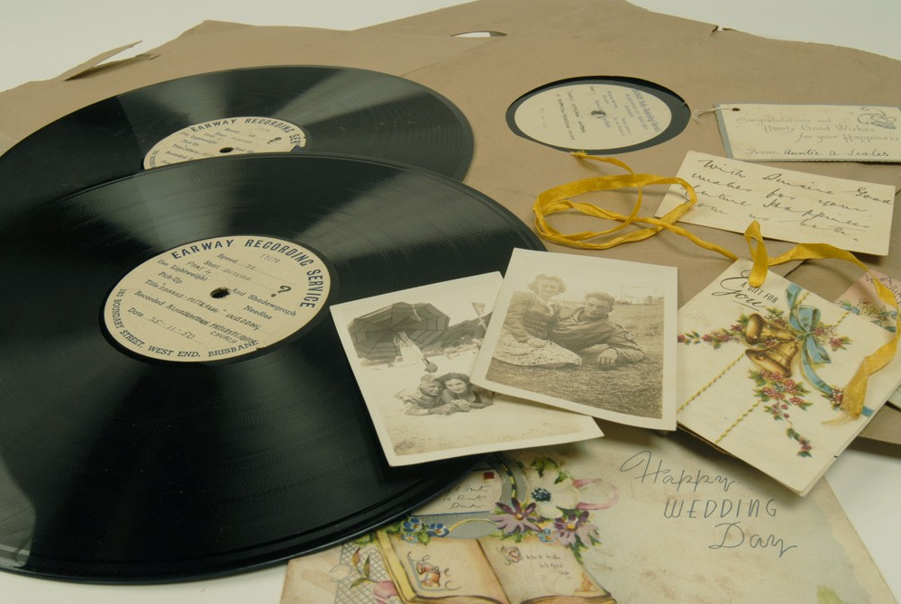 JOL Collection Image -Wedding Cards and record