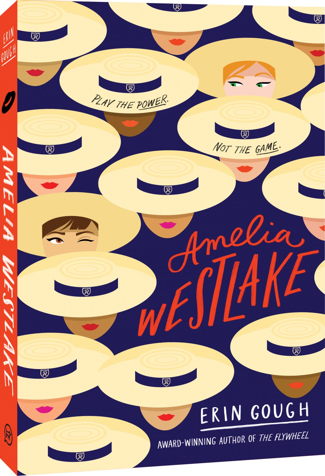 Amelia Westlake by Erin Gough
