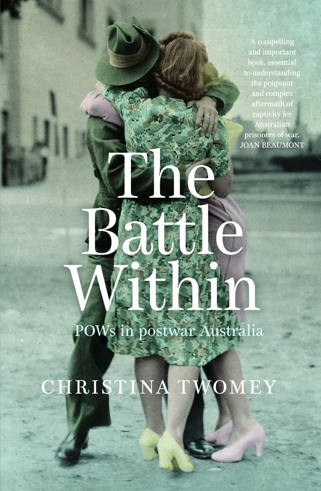 The Battle Within Book Cover
