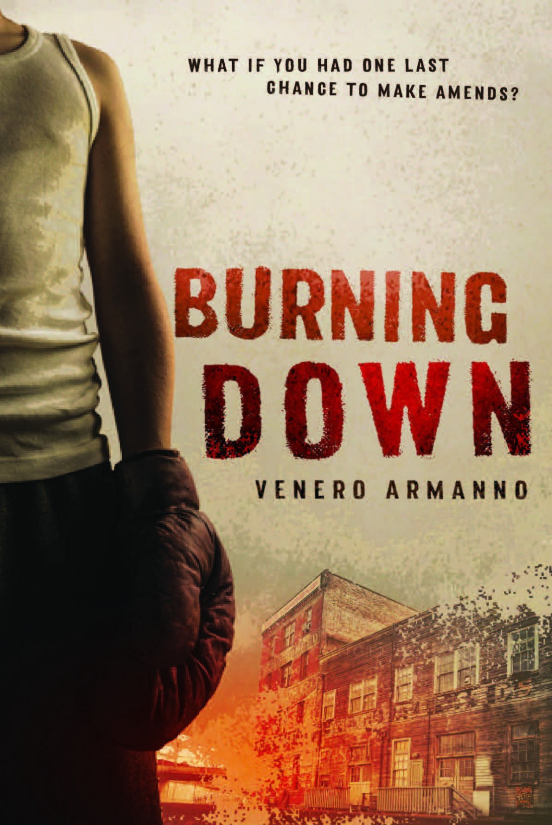 Burning Down by Veny Armanno