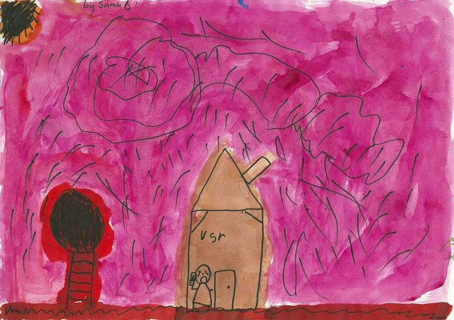 Children Arent Happy Being Home Alone by Sarah Guttie 6 years The Murri School