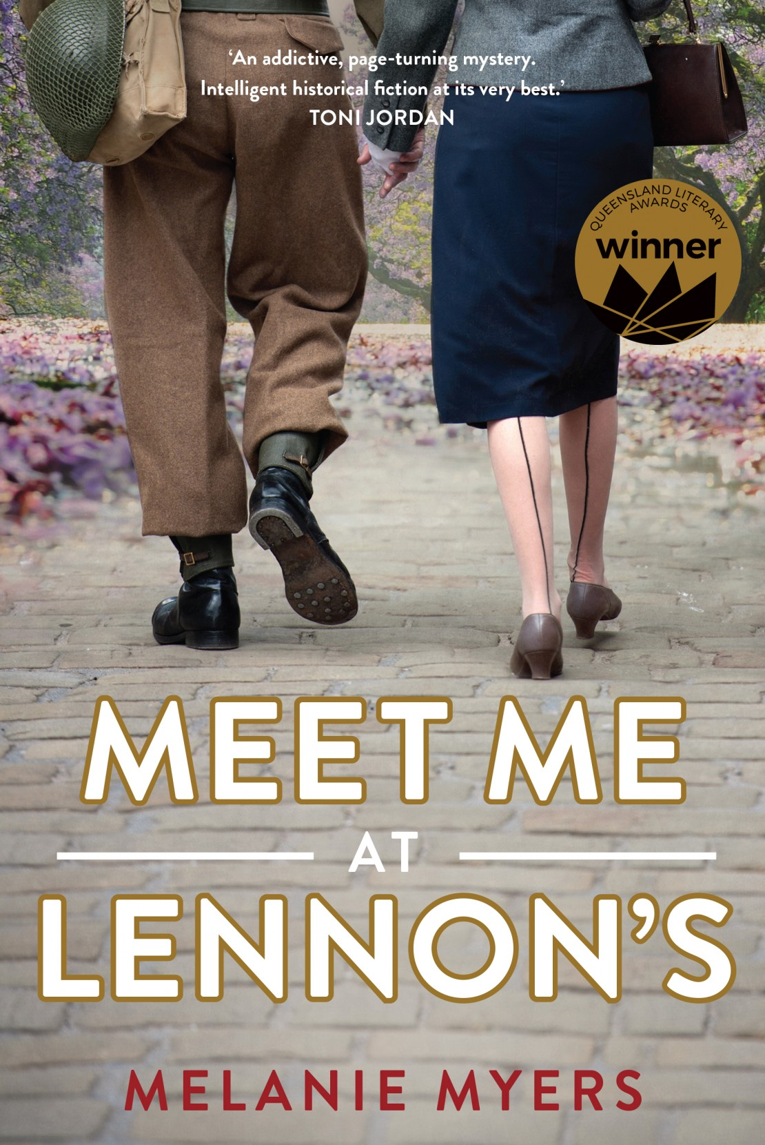 Meet Me at Lennons by Melanie Myers