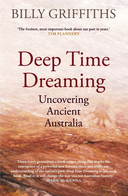 Deep Time Dreaming by Billy Griffiths