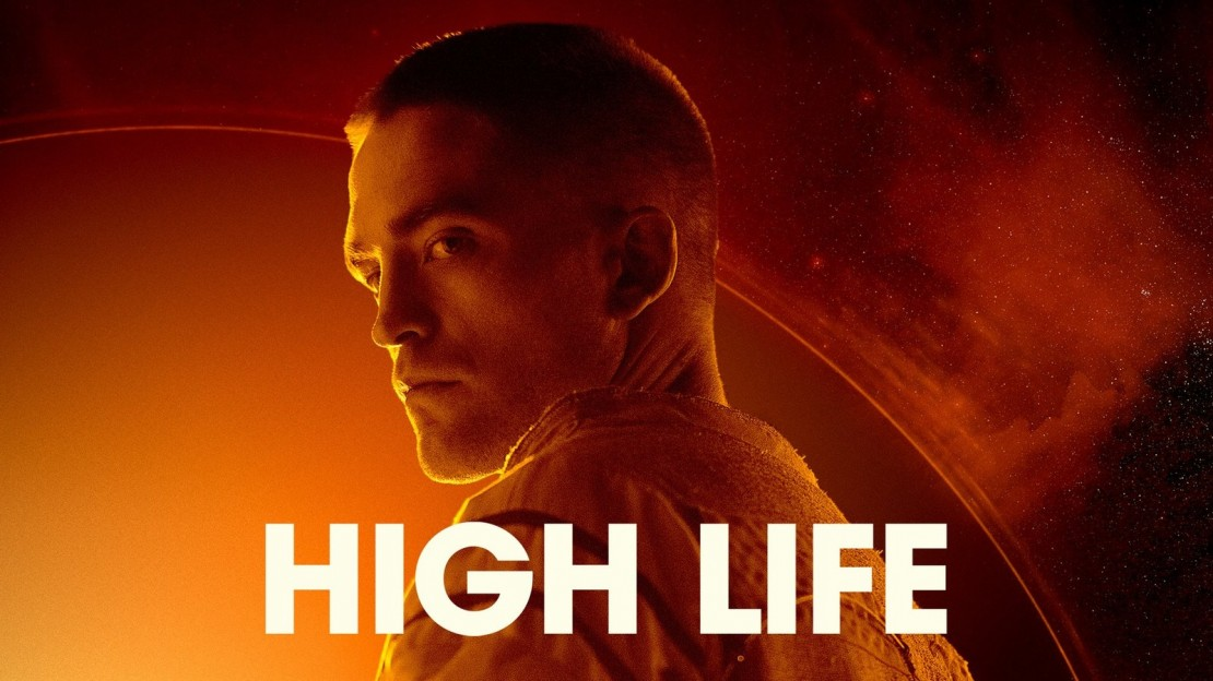 Robert Pattinson in film High Life directed by Claire Denis
