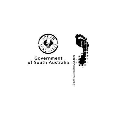 Government of South Australia and South Australian Museum Logo
