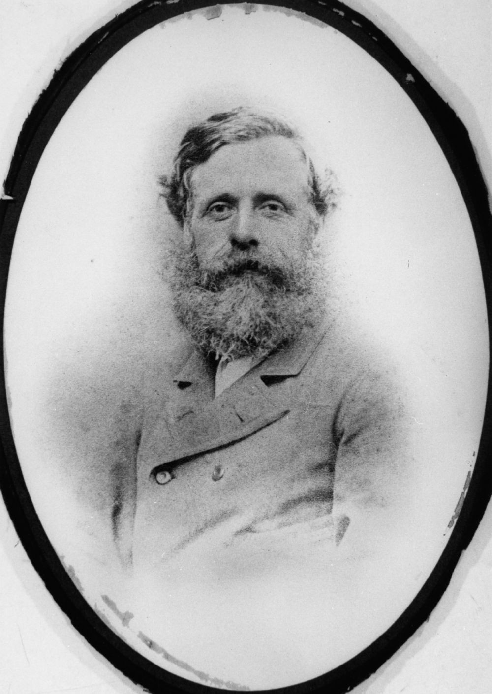 Portrait of James Josey