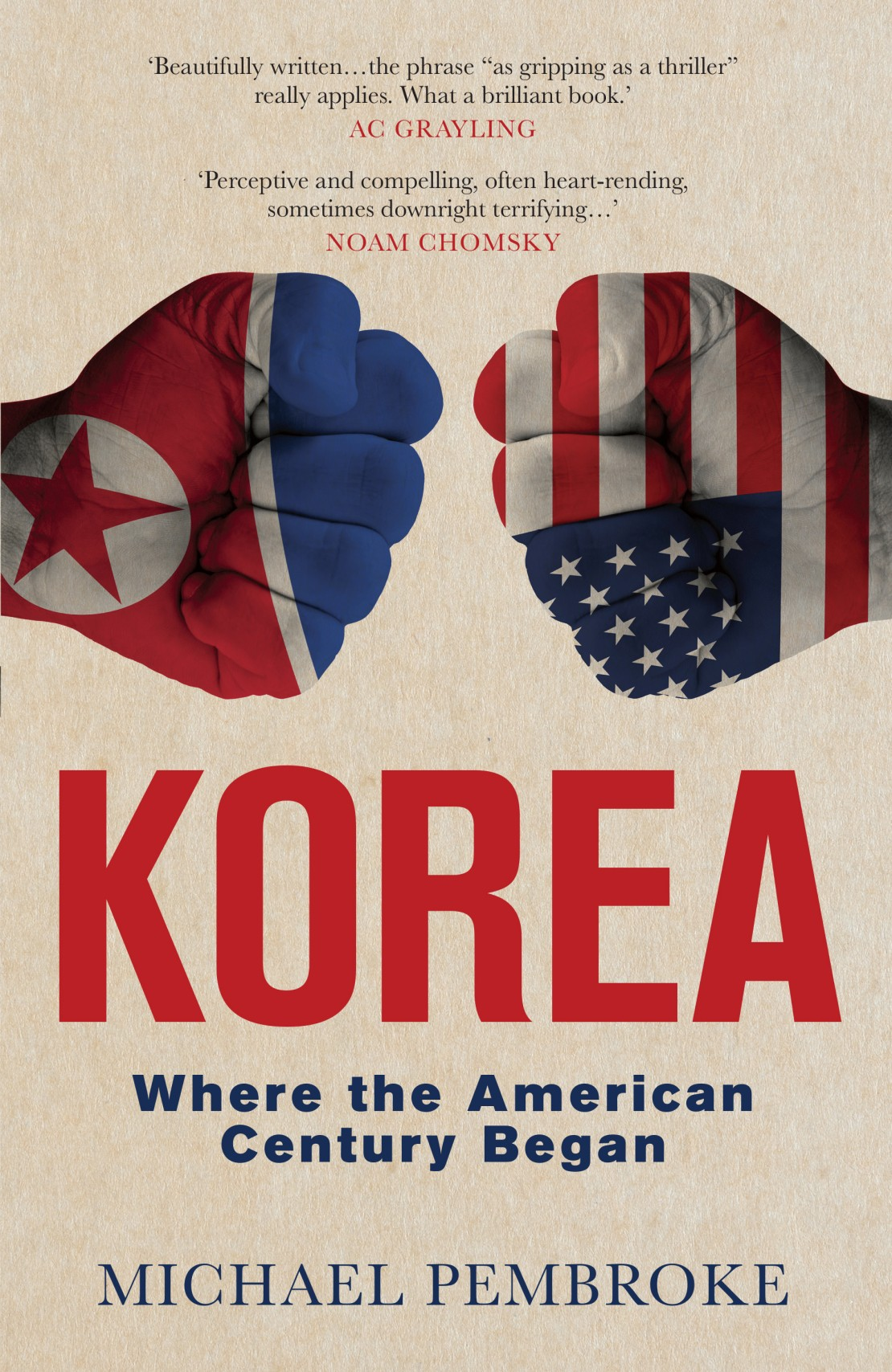 Korea Where the American Century Began