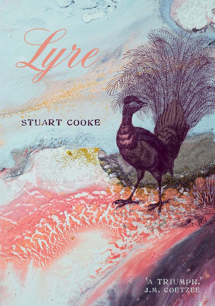 Cover of Lyre by Stuart Cooke