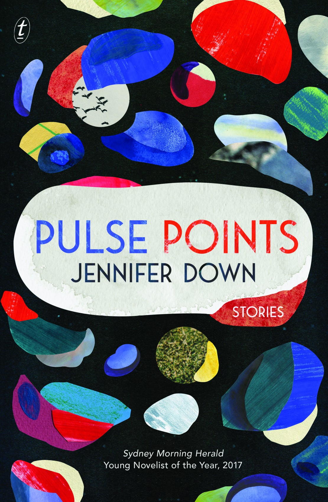 Pulse Points by Jennifer Down book cover