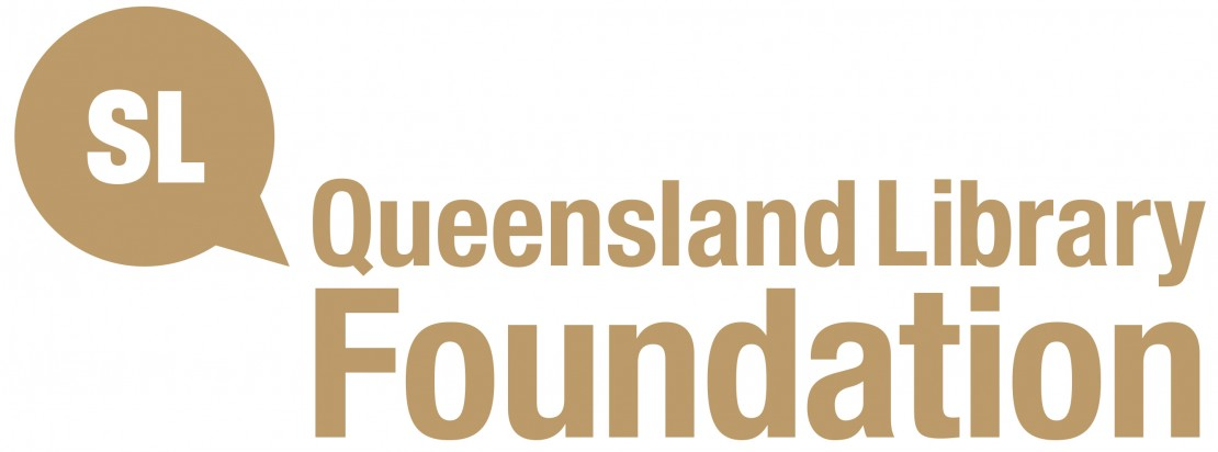 Queensland Library Foundation logo