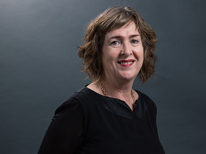 Portrait of Vicki McDonald State Librarian and Chief Executive Officer