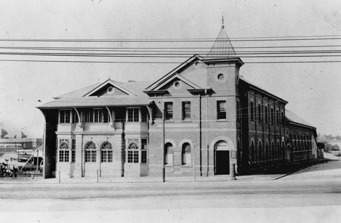 South Brisbane School of Arts
