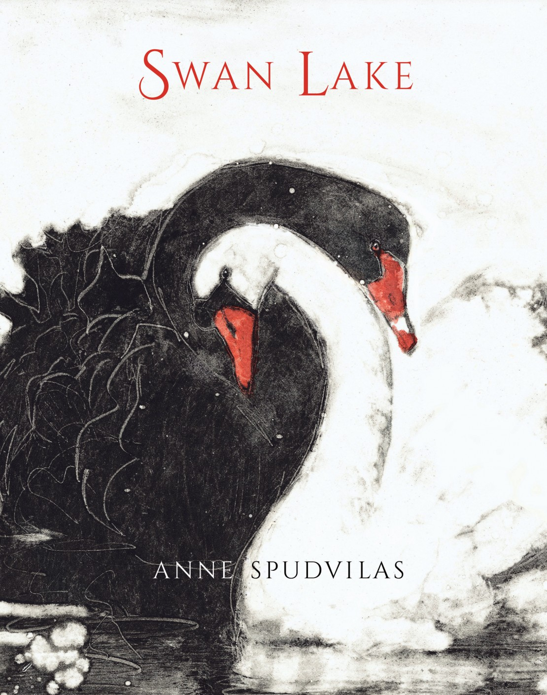 Swan Lake book cover