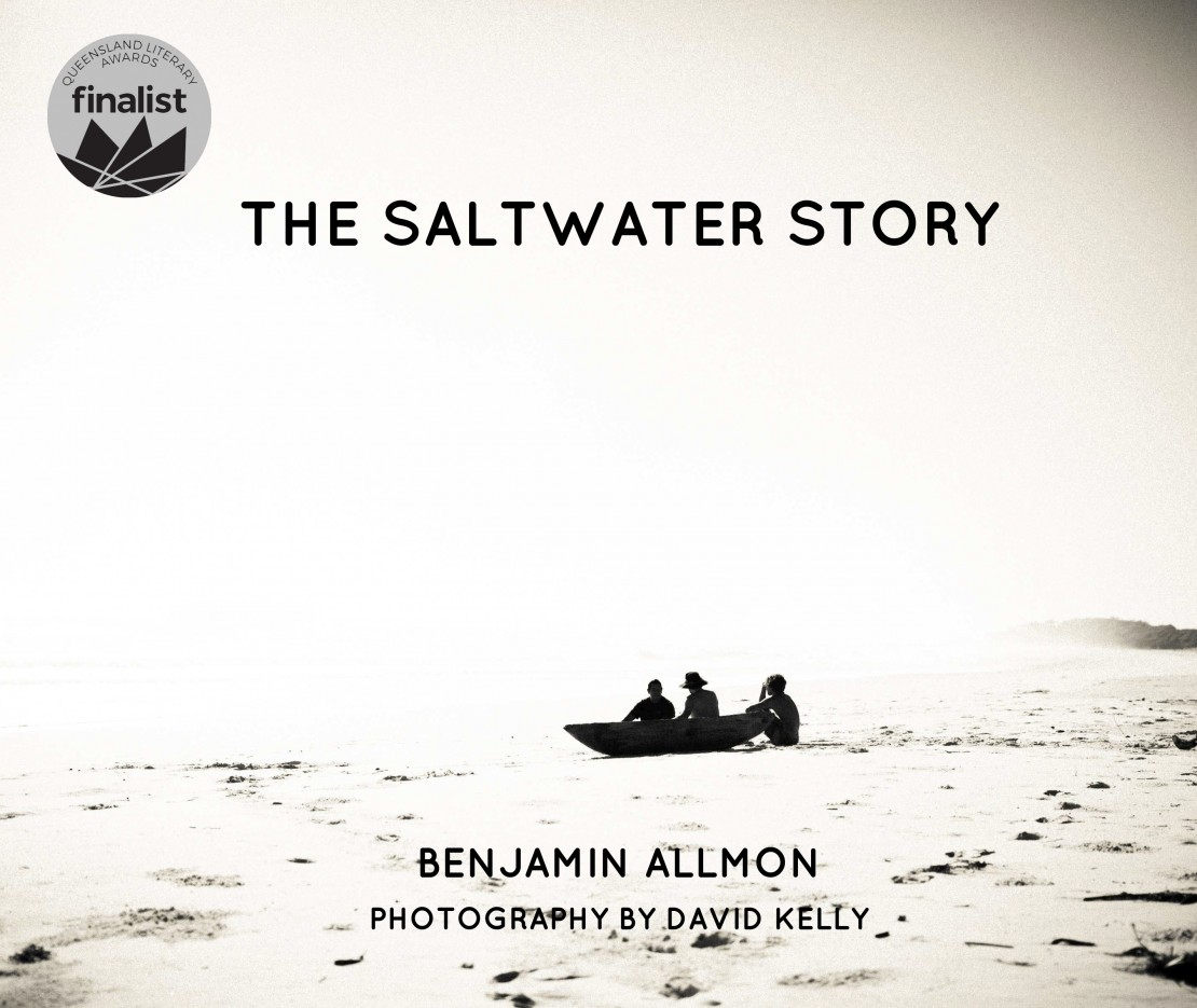 The Saltwater Story by Benjamin Allmon